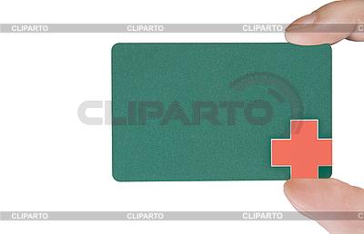 Medizin-Visitenkarte | Foto mit hoher Auflösung |ID 3056488