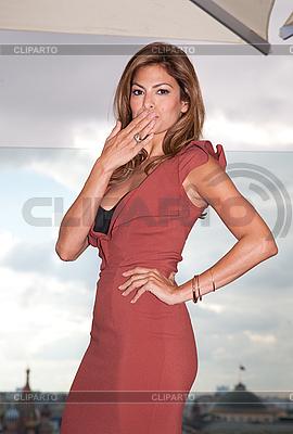 Американская актриса Ева Мендес | Фото большого размера |ID 3056615