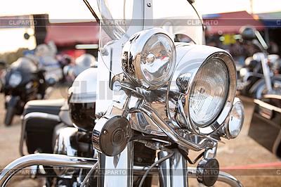 Klassisches Motorrad | Foto mit hoher Auflösung |ID 3056661