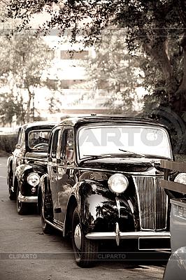 Retro-Autos | Foto mit hoher Auflösung |ID 3056713