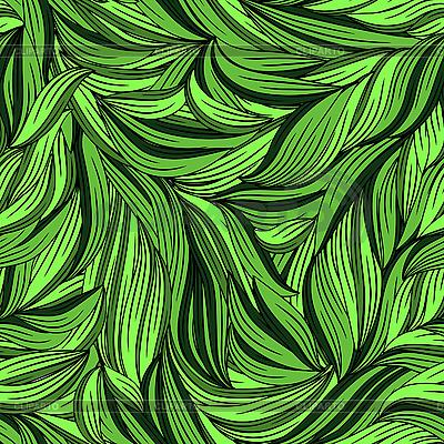 Nahtloses Muster mit hellen Blättern | Stock Vektorgrafik |ID 3065638