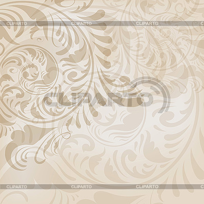 Abstrakter floraler Hintergrund | Stock Vektorgrafik |ID 3065798