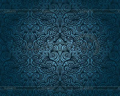Bez szwu kwiatowy wzór w stylu vintage | Klipart wektorowy |ID 3094993