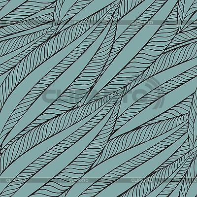 Бесшовный узор из листьев | Векторный клипарт |ID 3192299