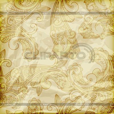 золотой рисунок: