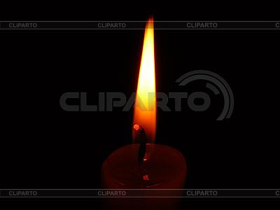 어둠 속에서 촛불을 굽기 | 높은 해상도 사진 |ID 3044561