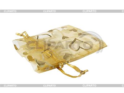Złoty Pakiet prezent | Foto stockowe wysokiej rozdzielczości |ID 3044579