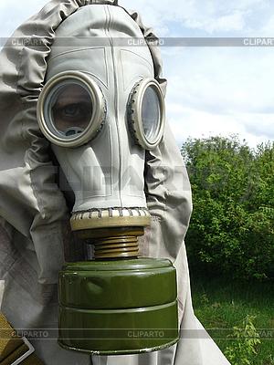 일반적으로 가스 마스크 세트 | 높은 해상도 사진 |ID 3054511