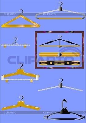 1 wieszak na ubrania | Klipart wektorowy |ID 3049865