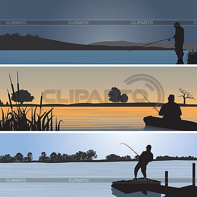 Wędkarstwo | Klipart wektorowy |ID 3116419