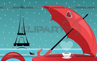 Cafe de Paris | Klipart wektorowy |ID 3047276