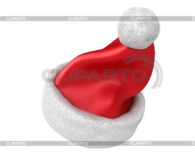 Rote Weihnachtsmütze | Illustration mit hoher Auflösung |ID 3048202