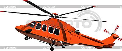 Air force. Śmigłowiec bojowy | Klipart wektorowy |ID 3079925