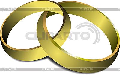 결혼 반지 | 벡터 클립 아트 |ID 3209853