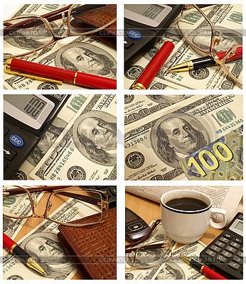 Koncepcja biznesu i finansów | Foto stockowe wysokiej rozdzielczości |ID 3048534