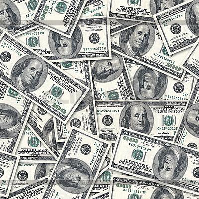 Nahtloser Dollar-Hintergrund | Foto mit hoher Auflösung |ID 3047808