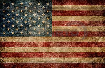 Amerikanische Flagge | Foto mit hoher Auflösung |ID 3049146