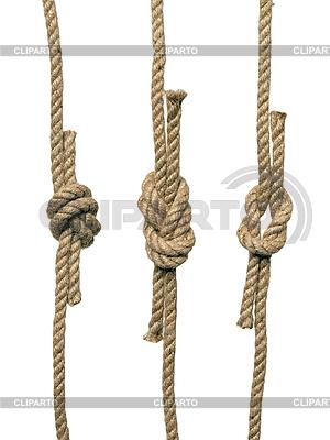 Seil-Knoten | Foto mit hoher Auflösung |ID 3049238