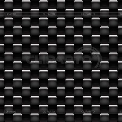 Nahtloses Kohlenstoff-Pattern | Stock Vektorgrafik |ID 3051474