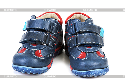 Dziecko atheletic obuwie | Foto stockowe wysokiej rozdzielczości |ID 3060191