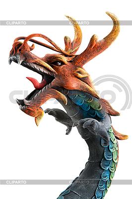Деревянный дракон | Фото большого размера |ID 3060386