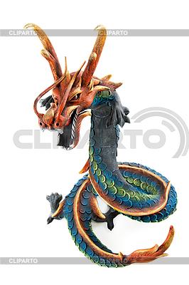 Деревянный дракон | Фото большого размера |ID 3060387