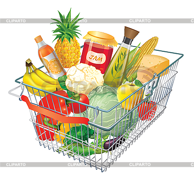 Food / Drinks | High Quality Stock Vector Clipart | Image ...