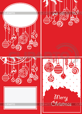 Weihnachts-Hintergründe | Stock Vektorgrafik |ID 3079525