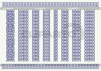 Plecione desenie | Klipart wektorowy |ID 3078363