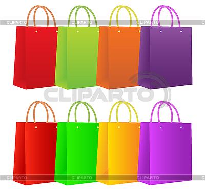 Torby na zakupy | Klipart wektorowy |ID 3052217