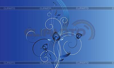 Florales Hintergrund | Illustration mit hoher Auflösung |ID 3052340