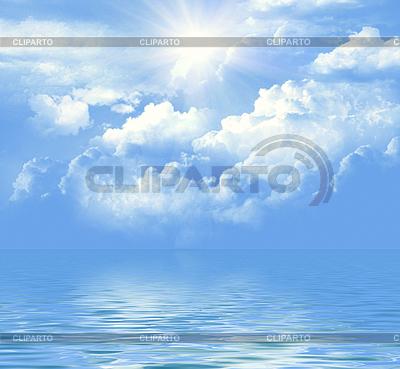 Morze i niebo | Foto stockowe wysokiej rozdzielczości |ID 3052777