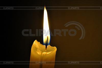 Kerze | Foto mit hoher Auflösung |ID 3052849