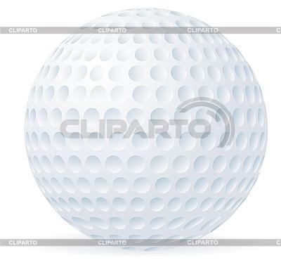 Golf ball | Klipart wektorowy |ID 3142920