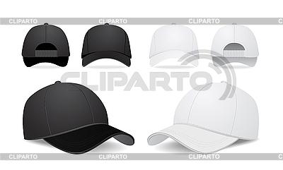 Baseballkappen | Stock Vektorgrafik |ID 3143566