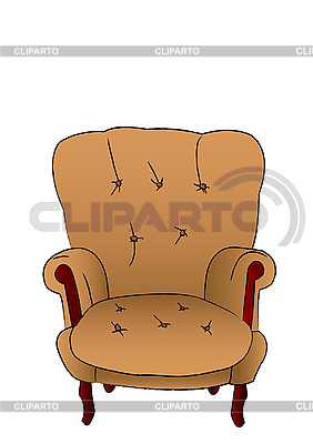 Sessel stock fotos und vektorgrafiken cliparto for Braune ledersessel