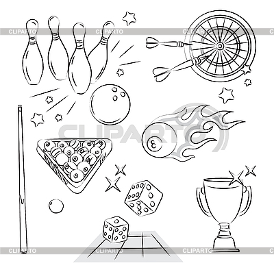 Spiele | Stock Vektorgrafik |ID 3059452