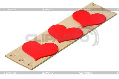 Czerwone serca | Foto stockowe wysokiej rozdzielczości |ID 3060702