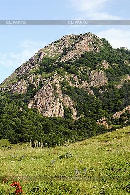 북 카프카스의 산기슭 | 높은 해상도 사진 |ID 3060737