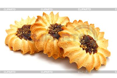 Kekse mit Konfitüre | Foto mit hoher Auflösung |ID 3067323