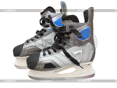 Hockey-Schlittschuhe | Foto mit hoher Auflösung |ID 3067378