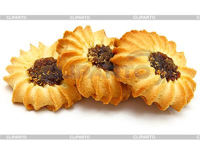 Kekse mit Konfitüre | Foto mit hoher Auflösung |ID 3067483