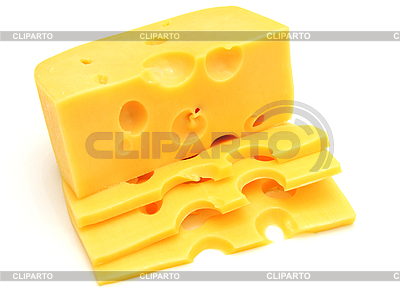 Stück Käse | Foto mit hoher Auflösung |ID 3068650