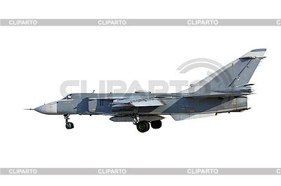 Su-24 Fechter auf ausziehen | Foto mit hoher Auflösung |ID 3102087