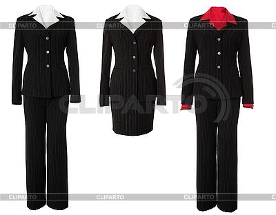 Женский деловой костюм 2011-2012 г. | Мода
