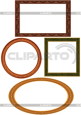 Rahmen für Bild | Stock Vektorgrafik |ID 3081411