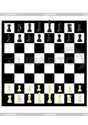 Schach | Stock Vektorgrafik |ID 3096930