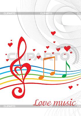 Картинки музыка скрипичный ключ 8