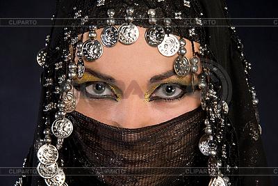 Arabisches Mädchen | Foto mit hoher Auflösung |ID 3090189