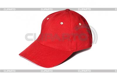 Rote Baseballkappe | Foto mit hoher Auflösung |ID 3082971